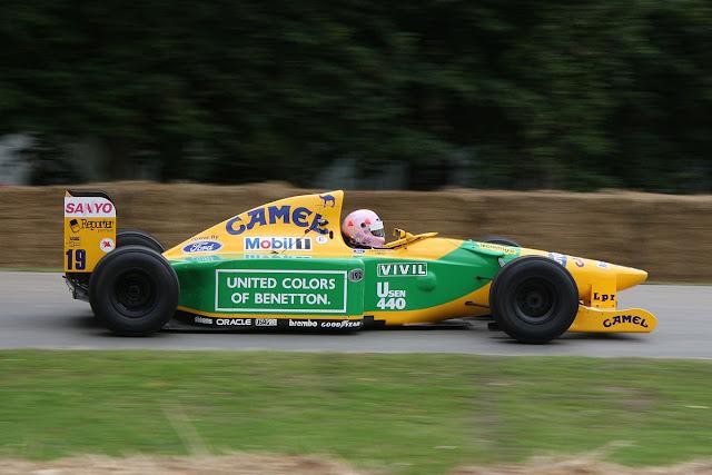 Benetton Ford B192