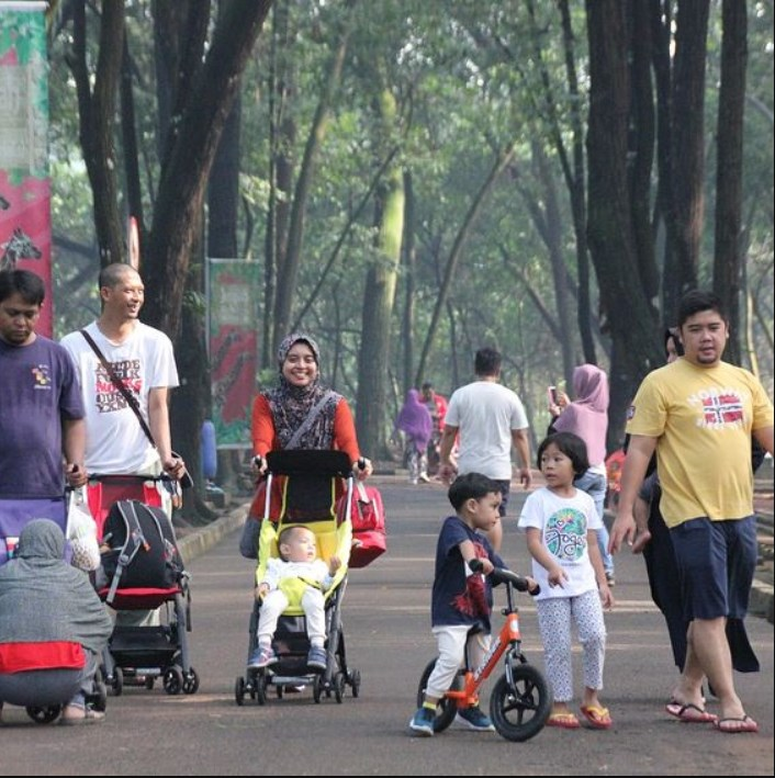 Kebun Binatang Ragunan Zoo Pasar Minggu