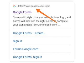 Quiz Website by Google.