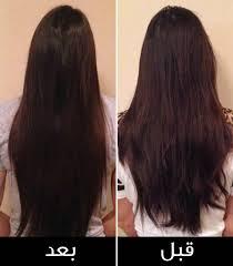 أربعة وصفات لتنعيم الشعر
