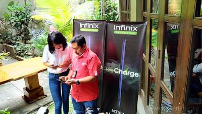 #LupaCharger atau #LupaDompet?! Infinix Indonesia kasih jawaban paling tepat di sini...