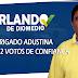 Candidato a vereador Orlando de Diomedio agradece votação obtida na cidade de Adustina/BA