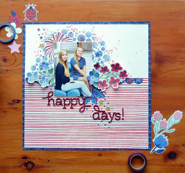 Celebrating Freedom_Mixed Media Layout_Denise_21 June 01