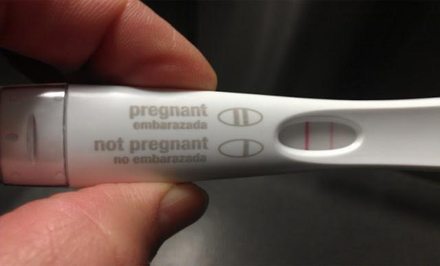 ΣΟΚ!!! Ένας άντρας έκανε για πλάκα τεστ εγκυμοσύνης και βγήκε θετικό. Αλλά αυτό δεν είναι το παράξενο της ιστορίας. (ΦΩΤΟ
