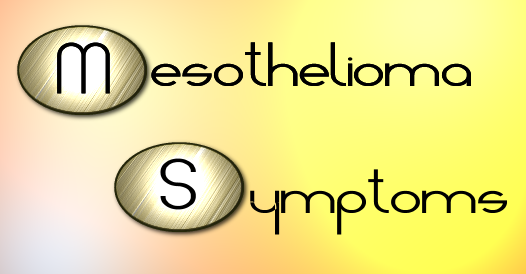Mesothelioma Symptoms