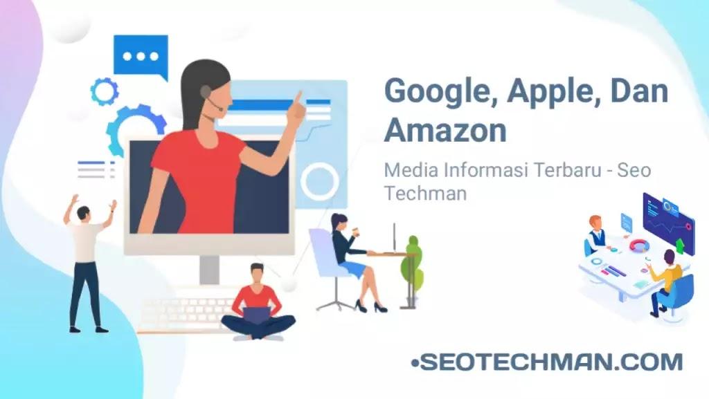 Google, Apple, dan Amazon Telah Bergabung untuk Mengembangkan Standar Konektivitas Rumah Pintar