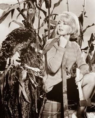 Betty Davis At The Hollywood Canteen