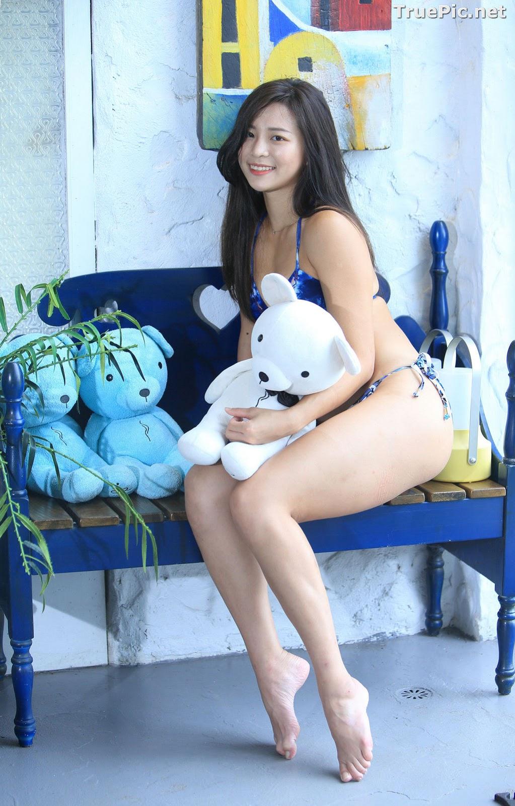 Image Taiwanese Model - Shelly - Beautiful Bodybuilding Bikini Girl - TruePic.net - Picture-8