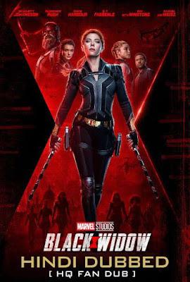 Black Widow (2021) Dual Audio Hindi [HQ Dubbed] 720p HDRip Download