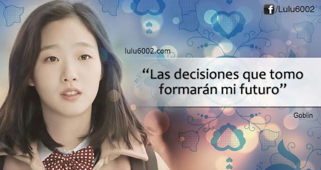 Ji Eun Tak goblin frases de doramas kdrama