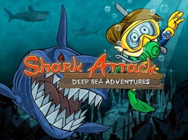تحميل لعبة هجوم القرش للكمبيوتر