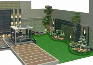 Desain Taman Surabaya - tukngtamansurabaya 36