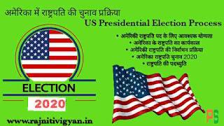 अमेरिकी राष्ट्रपति की चुनाव प्रक्रिया, अमेरिका राष्ट्रपति चुनाव 2020