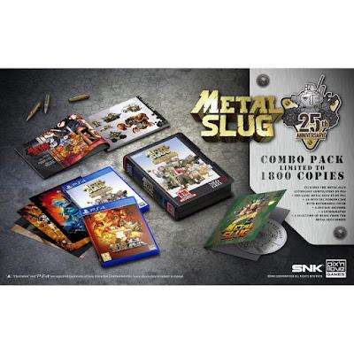 metal slug combo pack 1800 copias