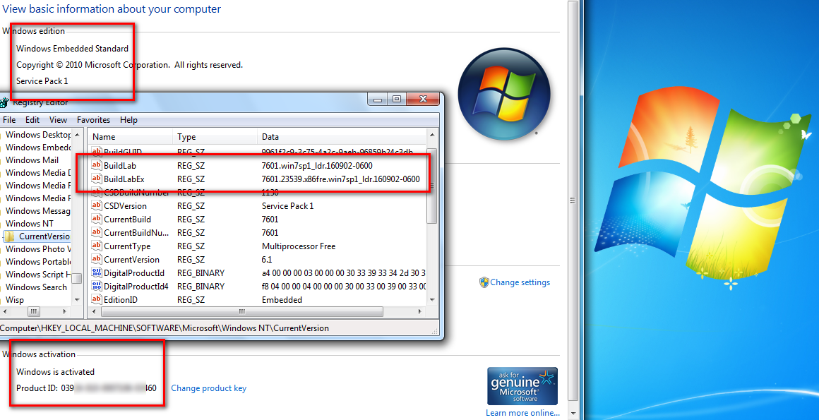 windows 7 activation software for pc