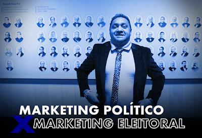 diferença marketing político e marketing eleitoral