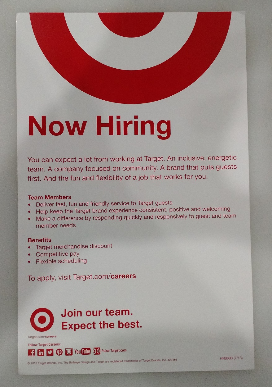 plano high school jobs new job lead target is hiring new details the event will be held 14 and 15 applicants are welcome to come by store locations between 12 noon and 6 p m to meet team members and learn about