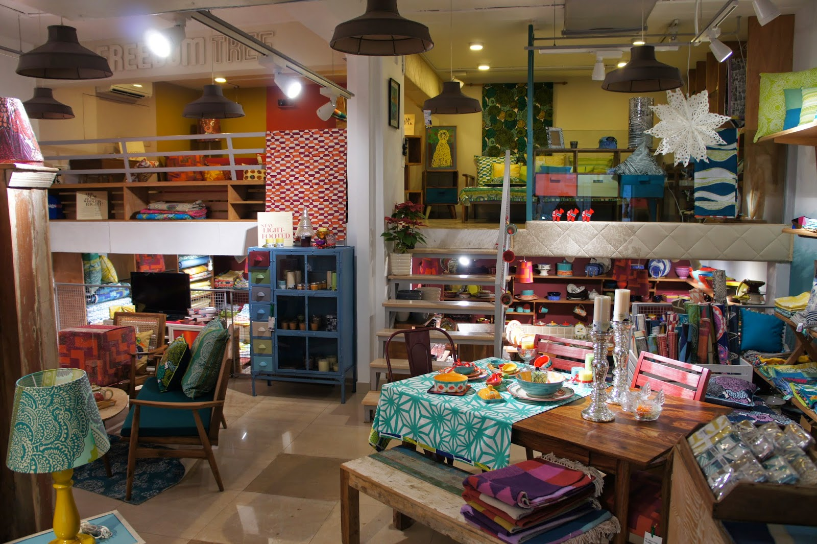 Bombayjules my a z of mumbai shopping for Store for home decor