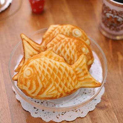 Fish Waffle Iron