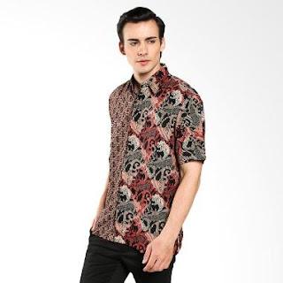 Baju Batik Kantor Pria