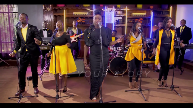 VIDEO | Mercy Masika - I Love Your Story | Download Mp4