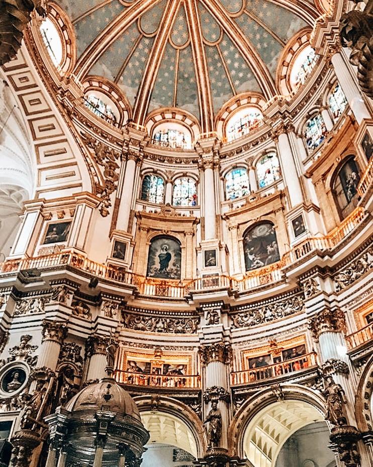 Capilla Real Cathedral Granada Spain
