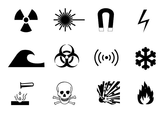 Картинки странных символов