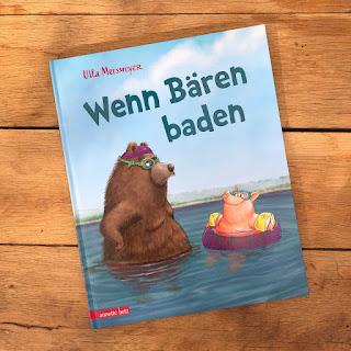 """Bilderbuch """"Wenn Bären baden"""""""