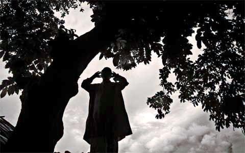INNA LILLAHI, Sopir Ini Meninggal Setelah Mengumandangkan Adzan Shalat Jum'at