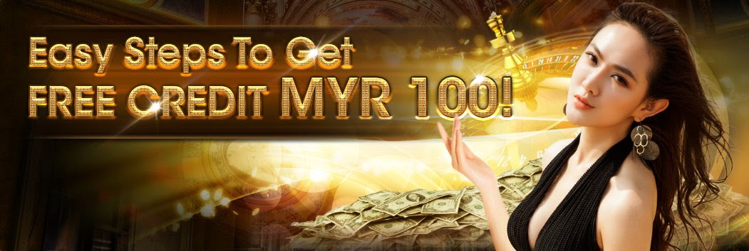 Deluxe Win: Easy Steps to Win FREE RM100 Credit!