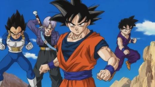 Anime Super Power Terbaik Dragon Ball