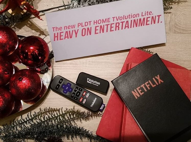 PLDT Home Launches TVolution Lite Powered by Roku