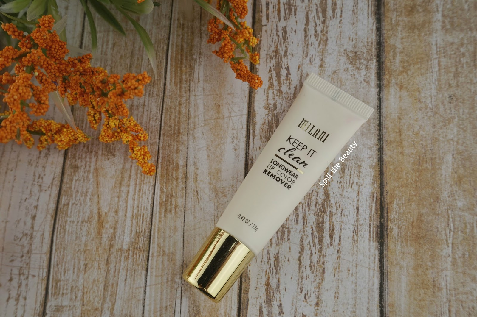 milani keep it clean longwear lip color Remover review swatches demo video