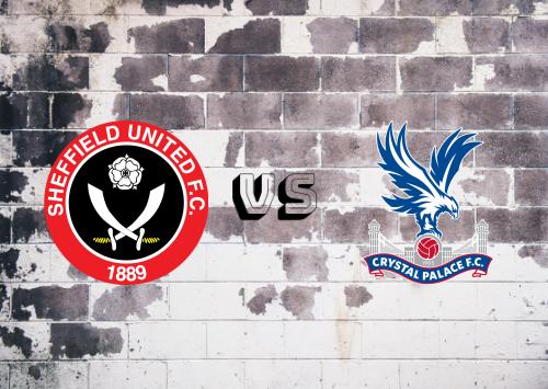 Sheffield United vs Crystal Palace  Resumen