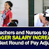 Teachers and nurses to get bigger increase in the next pay hike