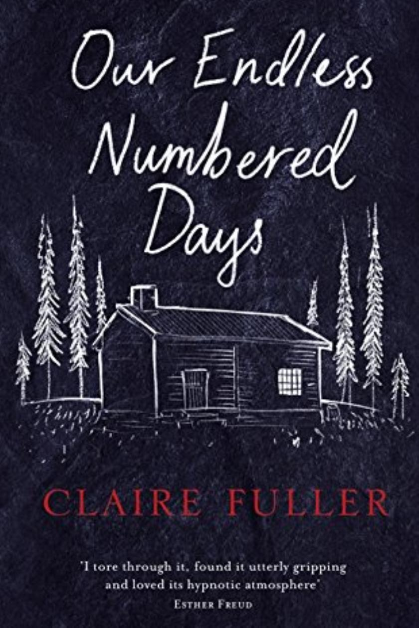 Book cover for Claire Fuller's Our Endless Numbered Days in the South Manchester, Chorlton, and Didsbury book group