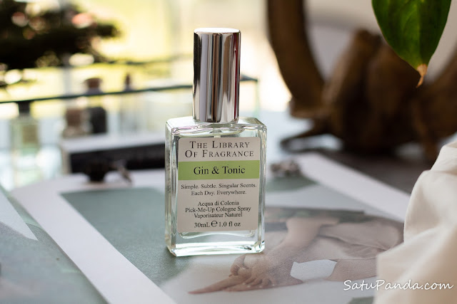 The Library of Fragrance Gin & Tonic отзыв
