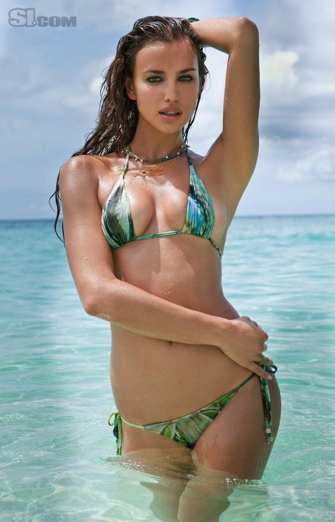 Hot Blog Post: Irina Shayk Sports Illustrated Swimsuit ...