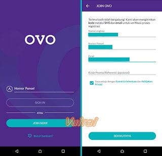 Cara Mudah Membuat Akun OVO Baru