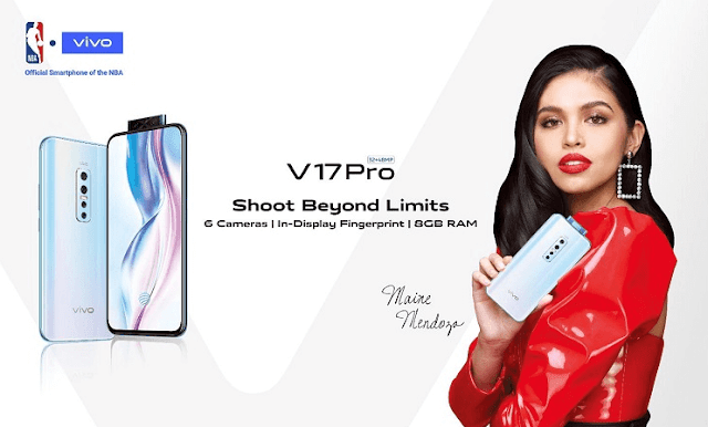 Vivo V17 Pro officially launched in the Philippines