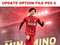 Update Option File PES 6 Terbaru Full Transfer 2020