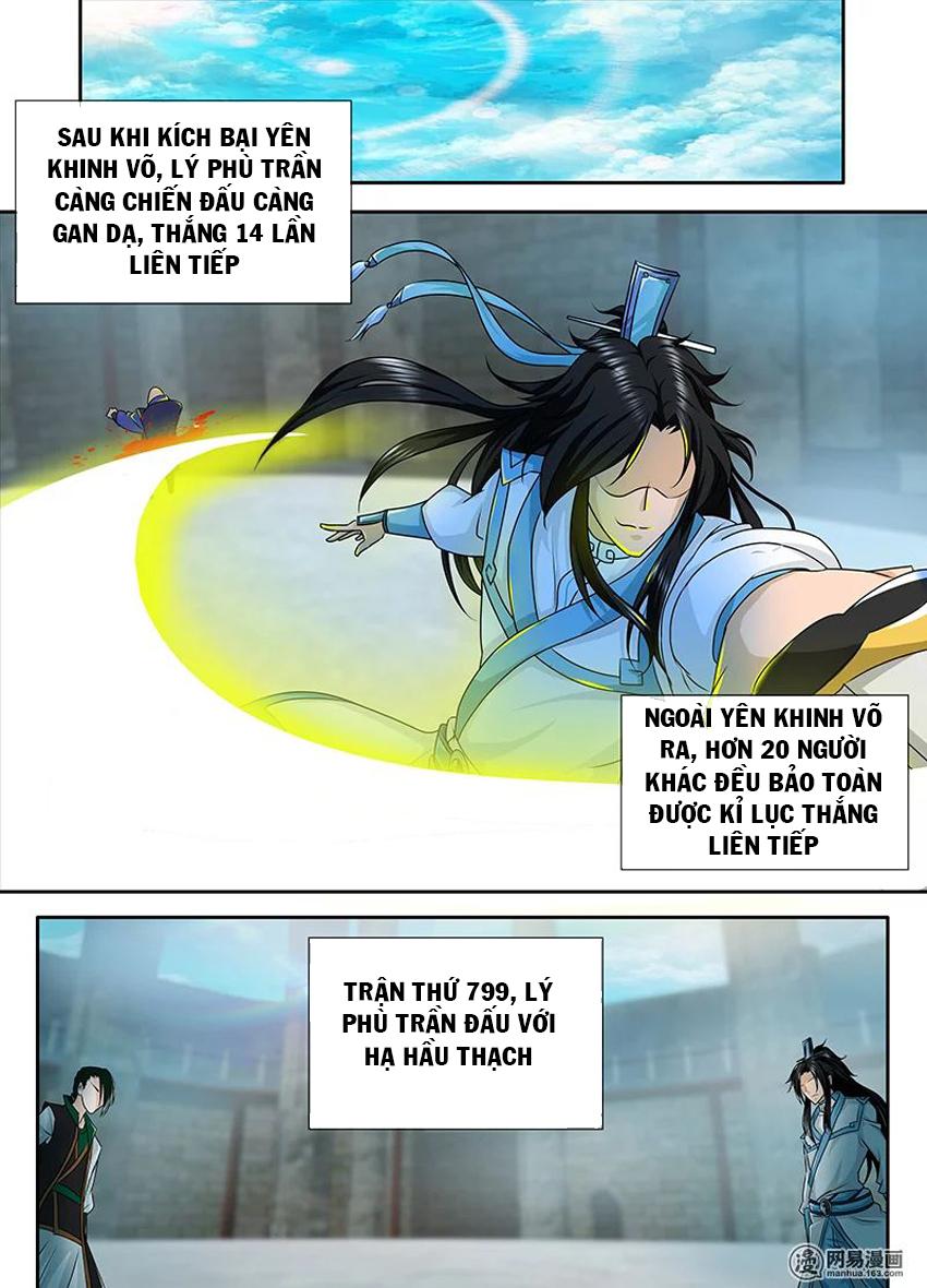 Vĩnh Hằng Chí Tôn - Chapter 89 - Pic 5