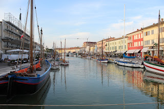 Il porto canale Leonardiano