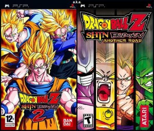 Dragon Ball Z - Shin Budokai - Another Road PPSSPP full ISO