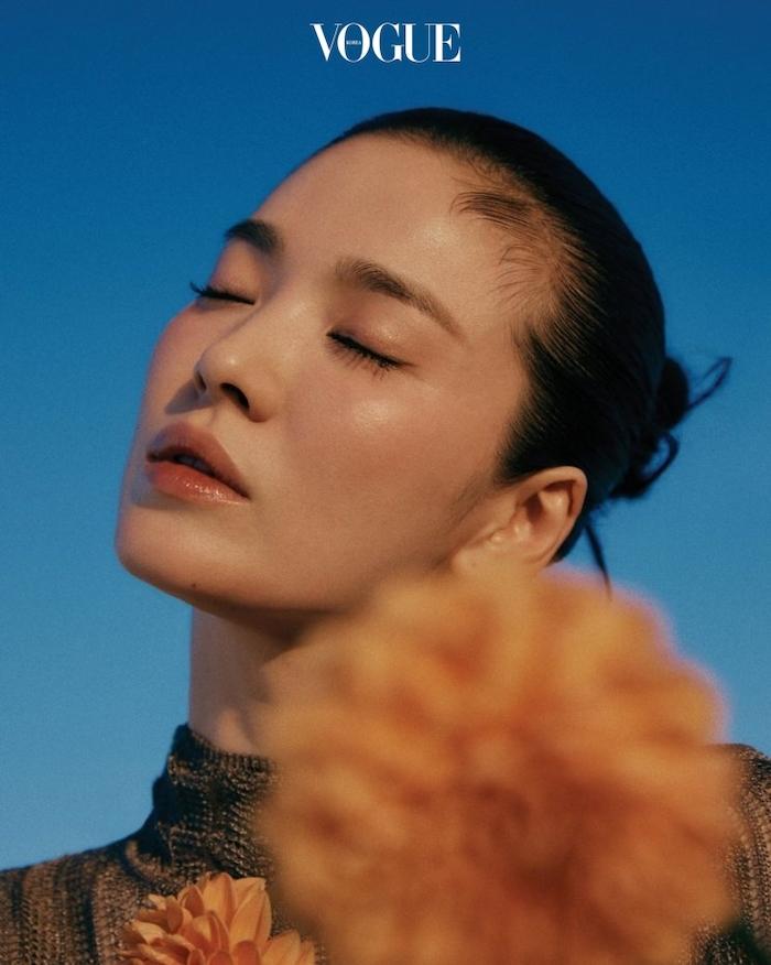 Song Hye Kyo, 송혜교, Song Hye Kyo Vogue, Song Hye Kyo 2021, Song Hye Kyo Fendi