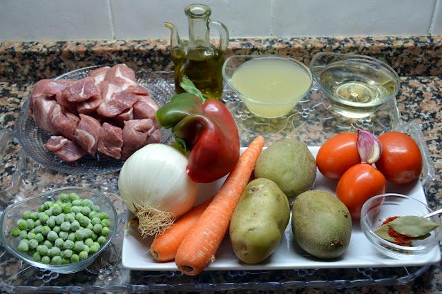 lista-de-ingredientes-guisado-de-cerdo