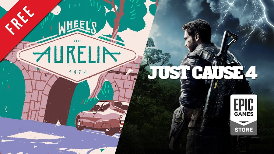 wheels of aurelia just cause 4 free pc game epic games store 2016 visual novel adventure action-adventure game santa ragione avalanche studios square enix