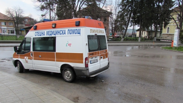 Нелепа смърт на мъж край Бургас