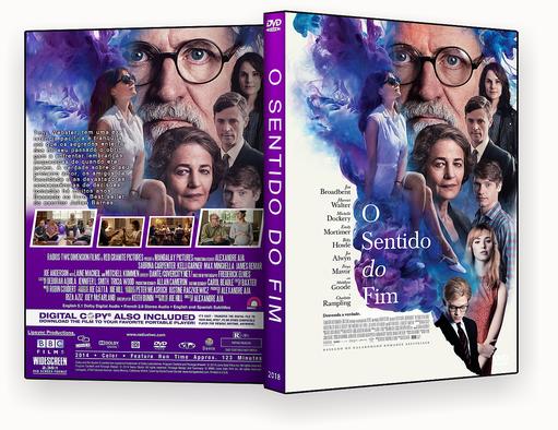 DVD-R O SENTIDO DO FIM – AUTORADO
