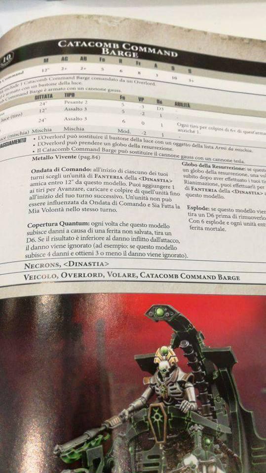 Necrones Warhammer 40000